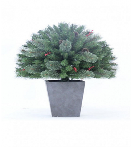 70 cm CASHMERE POTTED TREE