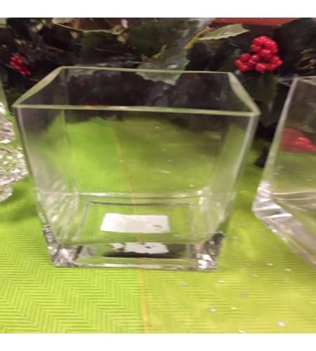 Square vase medium